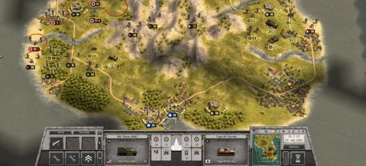 Order of Battle: Pacific (Taktik & Strategie) von Slitherine Ltd