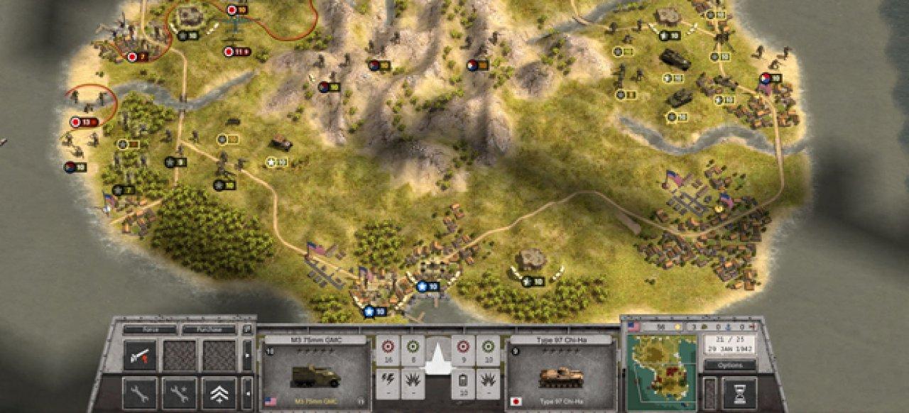 Order of Battle: Pacific (Strategie) von Slitherine Ltd