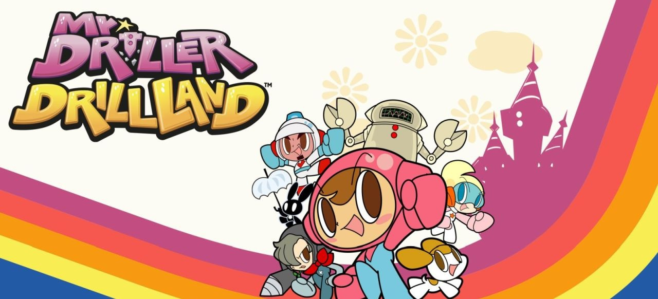 Mr. Driller: DrillLand (Logik & Kreativität) von Bandai Namco Entertainment