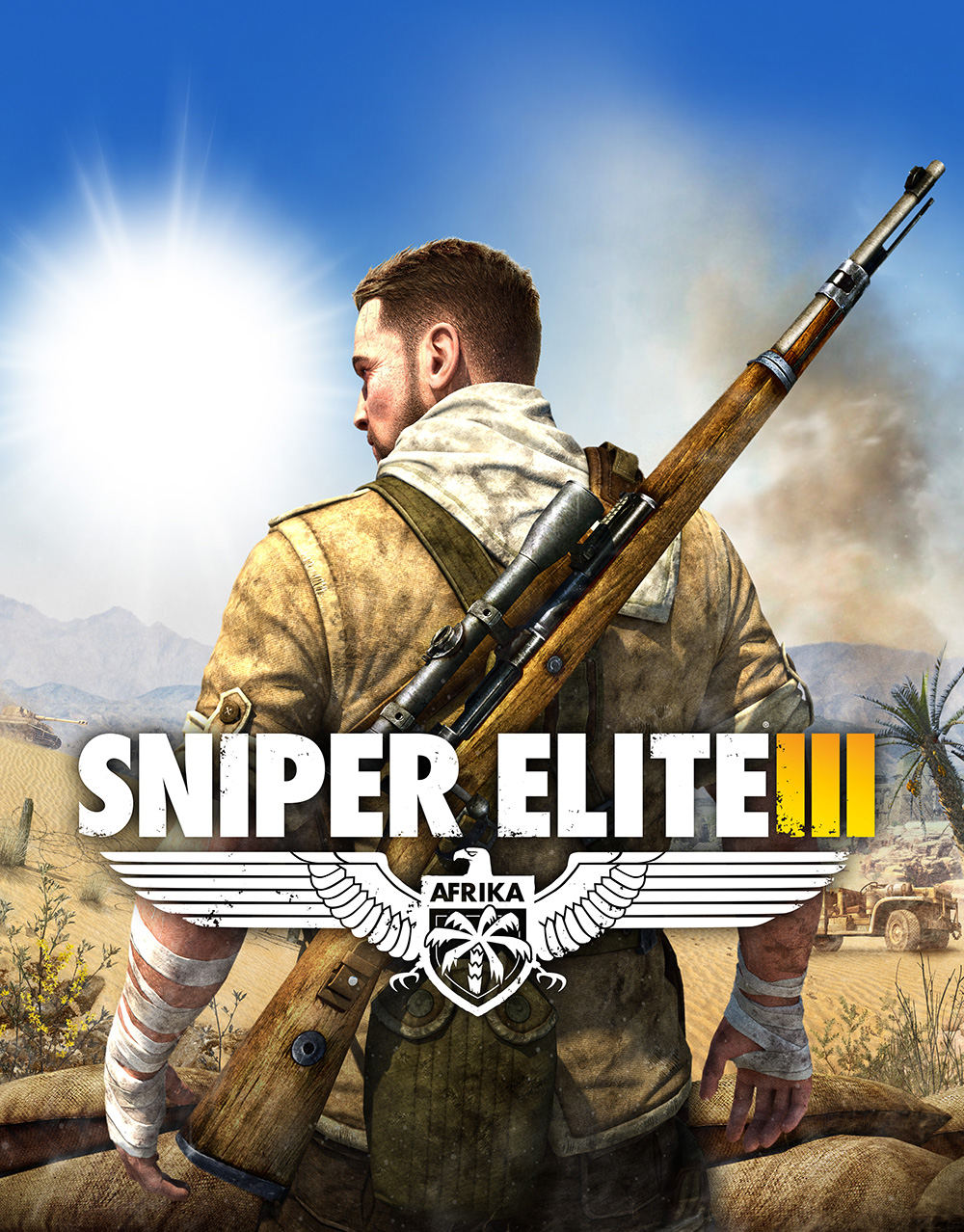 Alle Infos zu Sniper Elite 3 (360,PC,PlayStation3,PlayStation4,Switch,XboxOne)