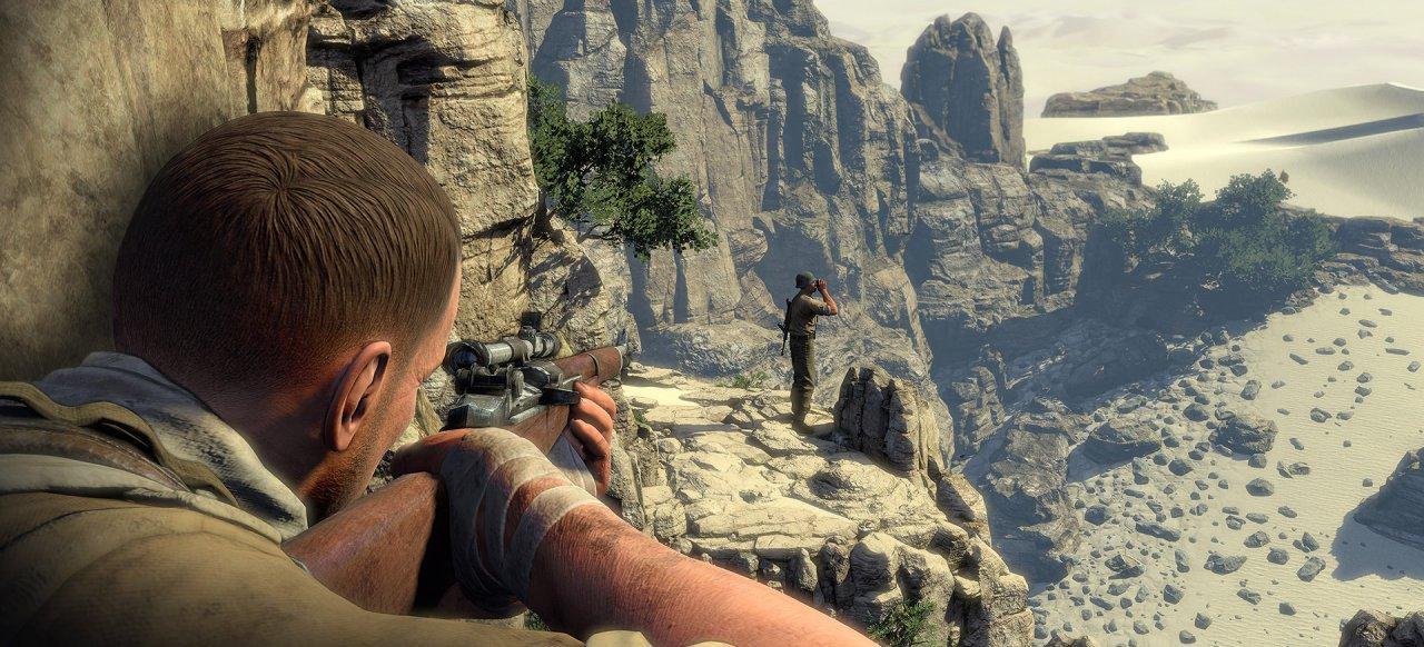 Sniper Elite 3 (Shooter) von 505 Games / Avanquest