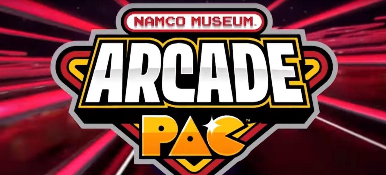 Namco Museum Arcade Pac (Arcade-Action) von Bandai Namco Entertainment