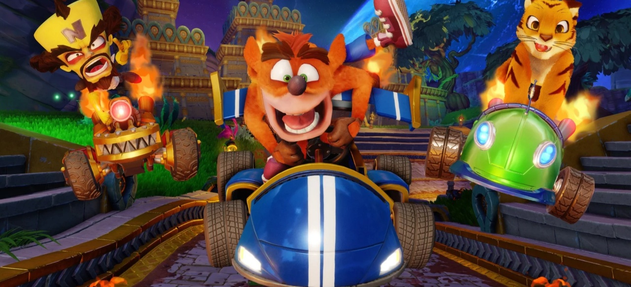 Crash Team Racing Nitro-Fueled (Rennspiel) von Activision
