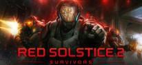 The Red Solstice 2: Survivors: Die taktischen Überlebenskämpfe auf dem Mars werden fortgesetzt