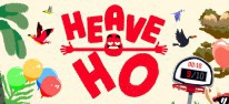 Heave Ho: Elastisches Partyspiel auf PC und Switch gestartet