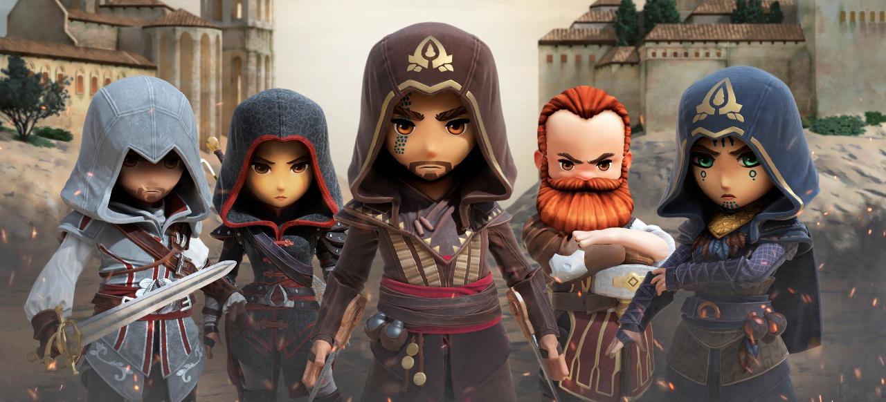 Assassin's Creed Rebellion (Taktik & Strategie) von Ubisoft