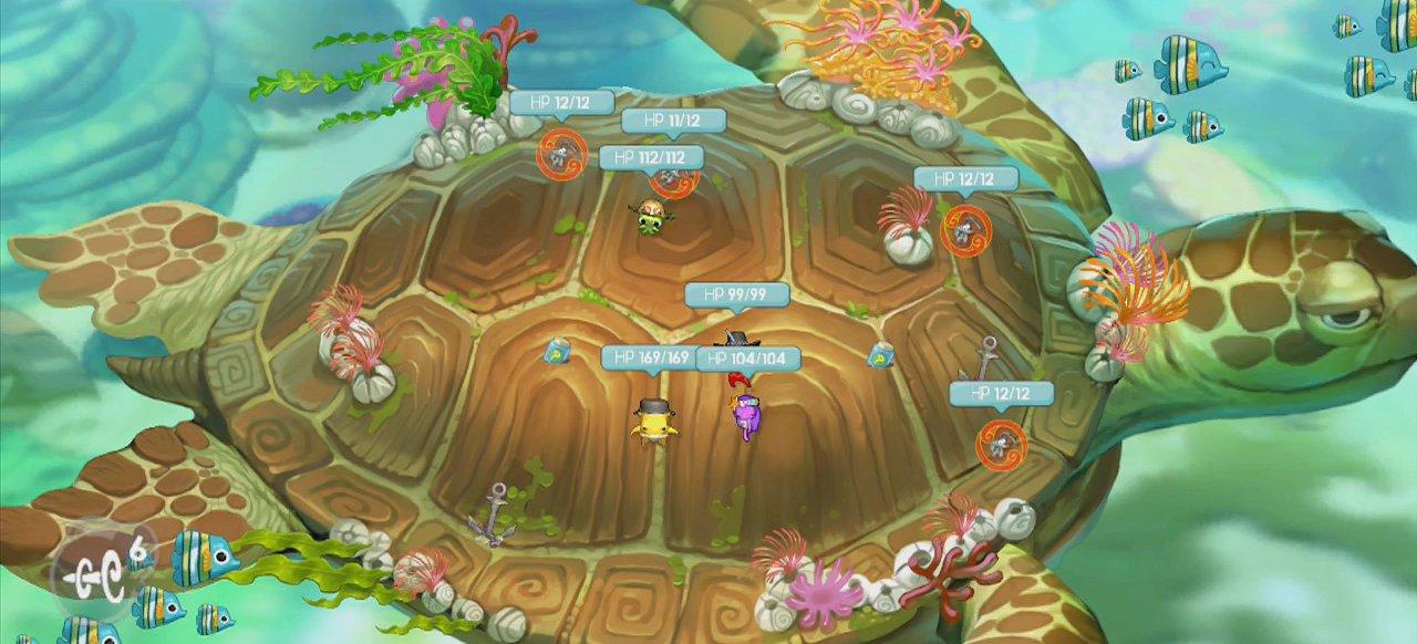 Squids Odyssey (Taktik & Strategie) von