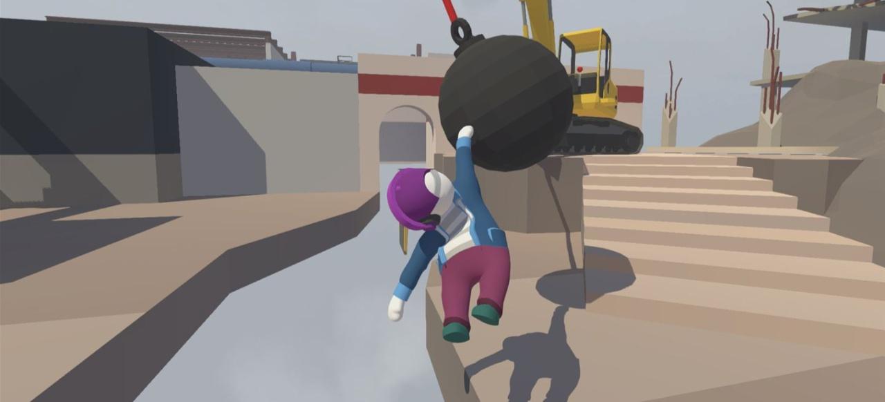 Human: Fall Flat (Logik & Kreativität) von Curve Digital / 505 Games