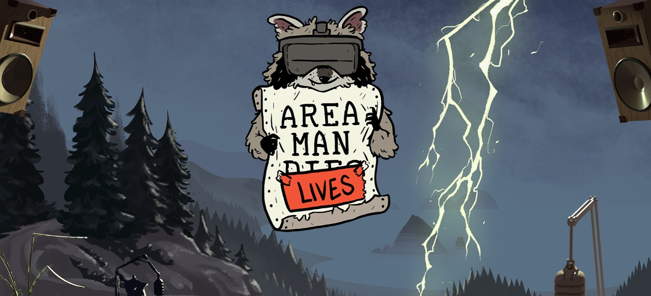 Area Man Lives (Action-Adventure) von Cyan Ventures