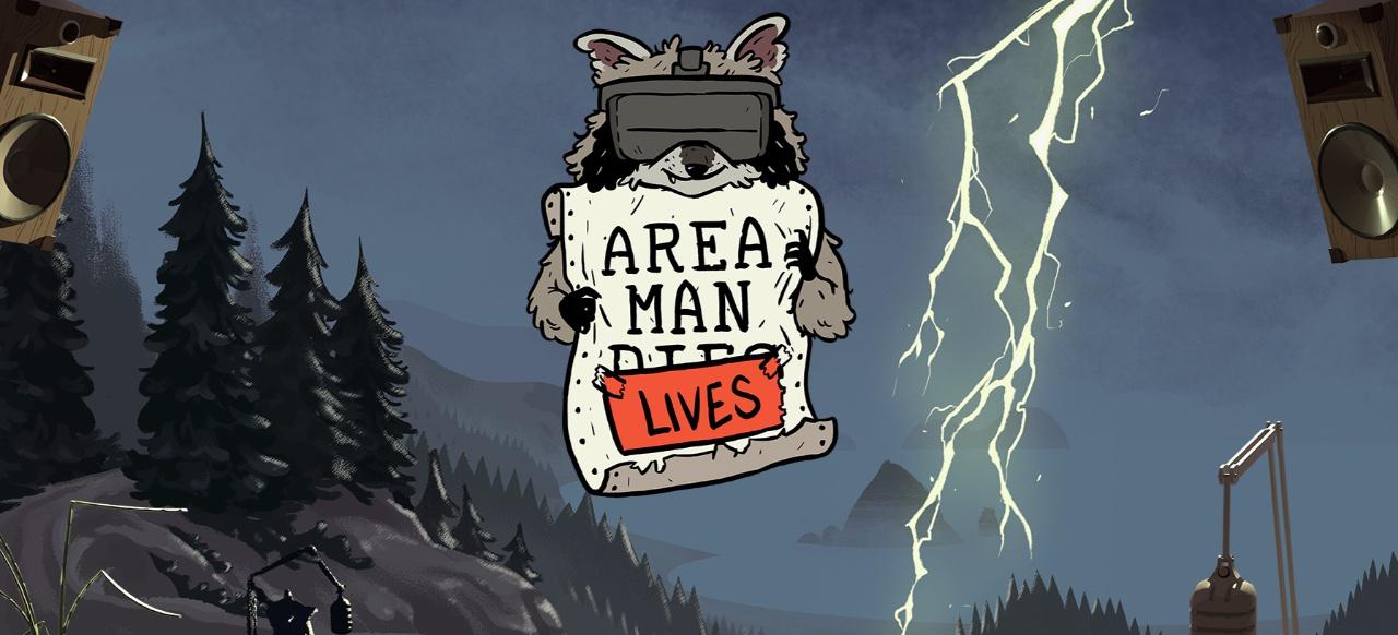 Area Man Lives (Action-Adventure) von Cyan Ventures