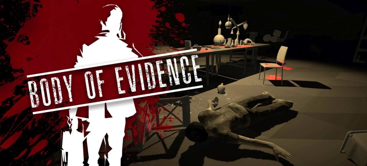 Body of Evidence (Simulation) von Fat Dog Games