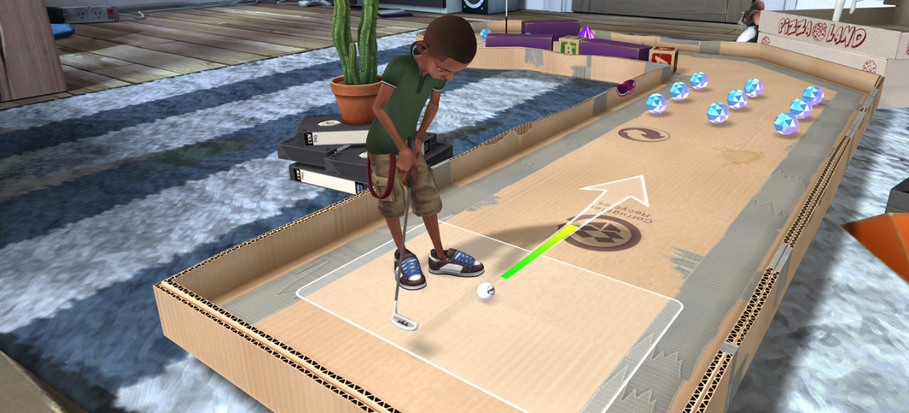 Infinite Minigolf (Musik & Party) von Zen Studios