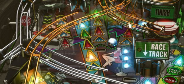 Dream Pinball 3D 2 (Musik & Party) von TopWare