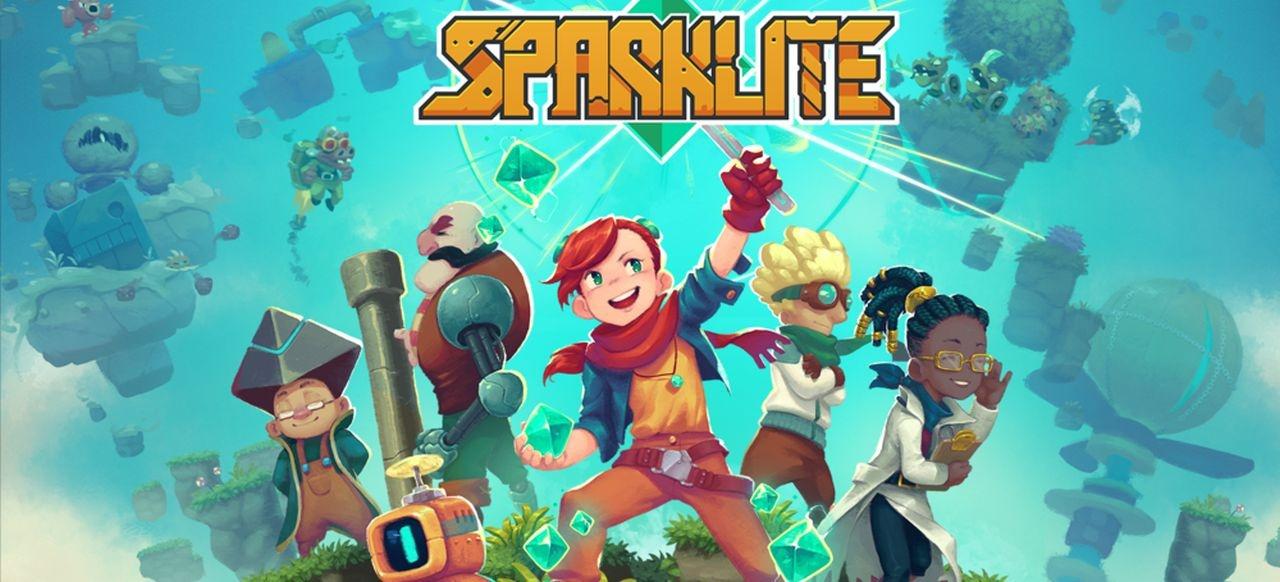 Sparklite (Action-Adventure) von Merge Games