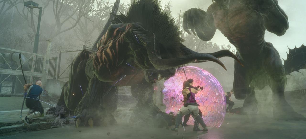 Final Fantasy 15: Gefährten (Rollenspiel) von Square Enix