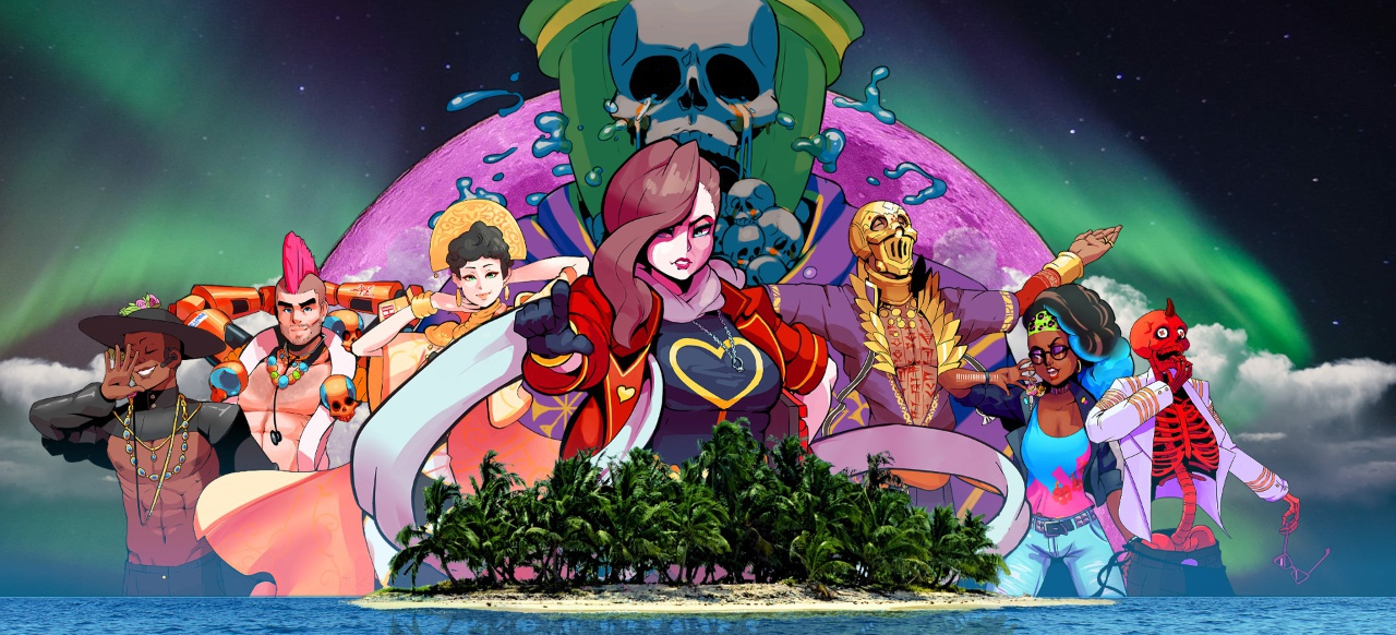 Paradise Killer (Adventure) von Fellow Traveller