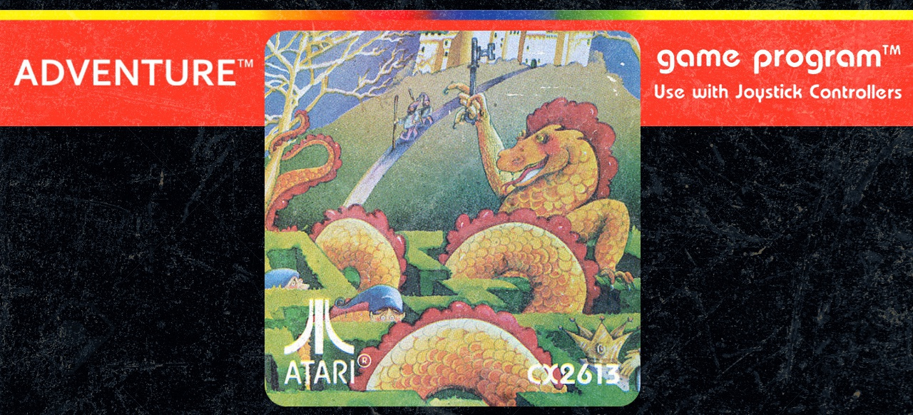 Adventure (Action-Adventure) von Atari/Sears