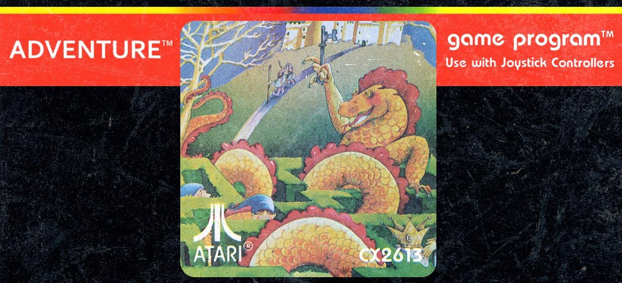 Adventure (Action) von Atari/Sears
