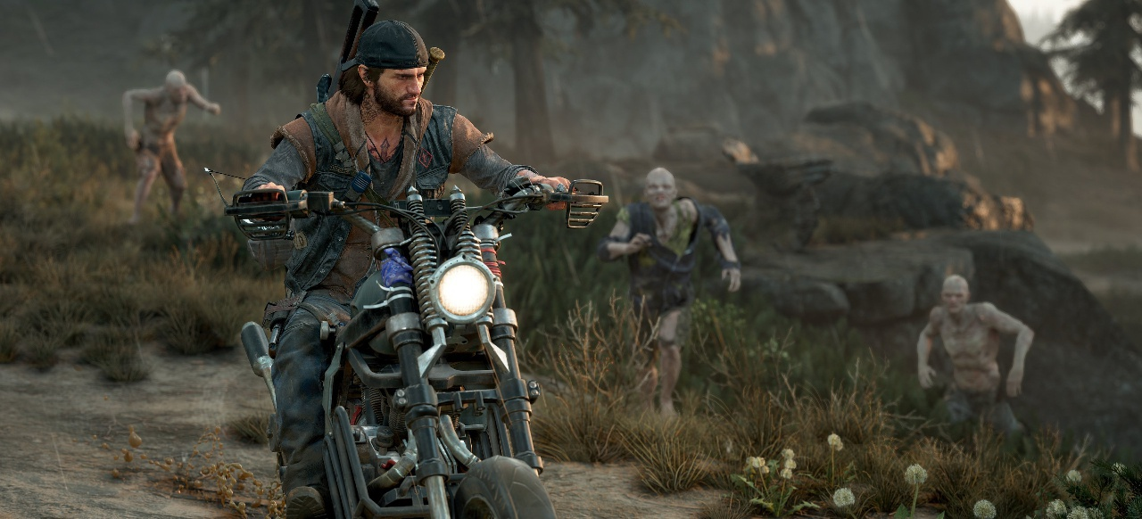 Days Gone - Test, Action