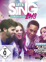 Alle Infos zu Let's Sing 2018 (PlayStation4)