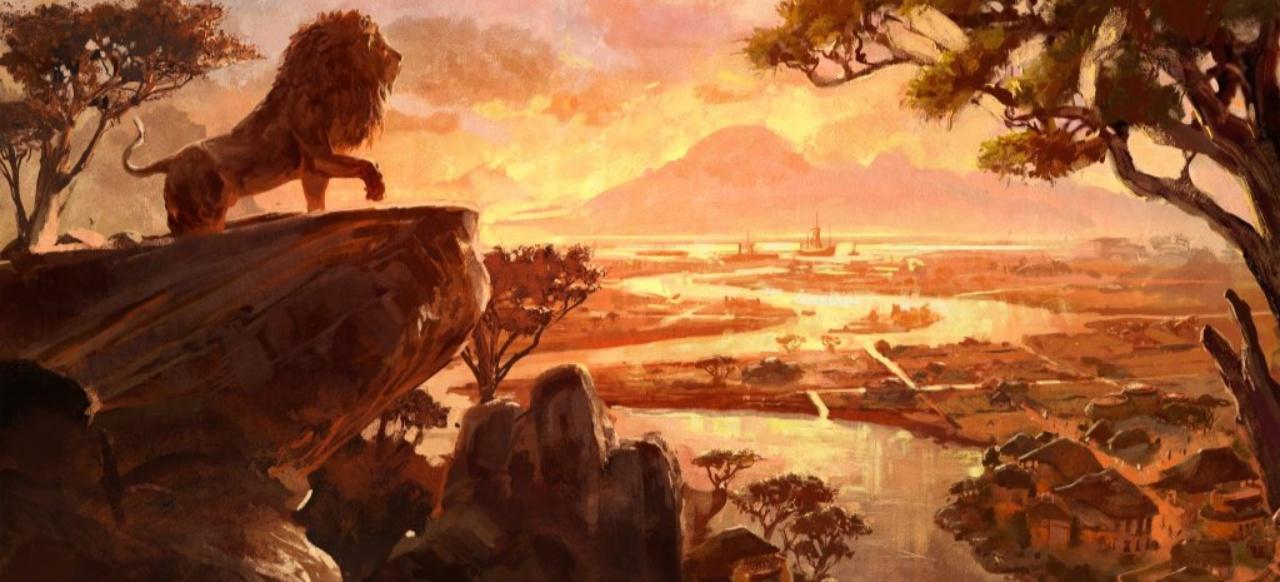 Anno 1800: Land der Löwen (Taktik & Strategie) von Ubisoft