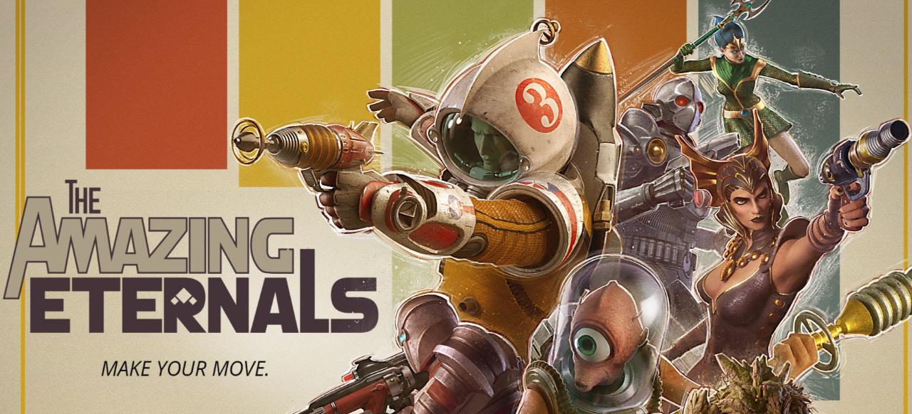 The Amazing Eternals (Action) von Digital Extremes