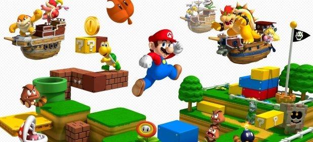 Super Mario 3D Land (Plattformer) von Nintendo