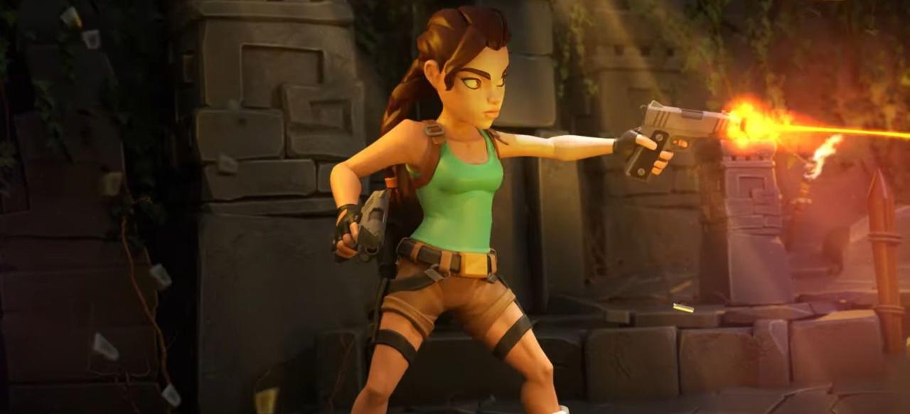 Tomb Raider Reloaded (Arcade-Action) von Square Enix
