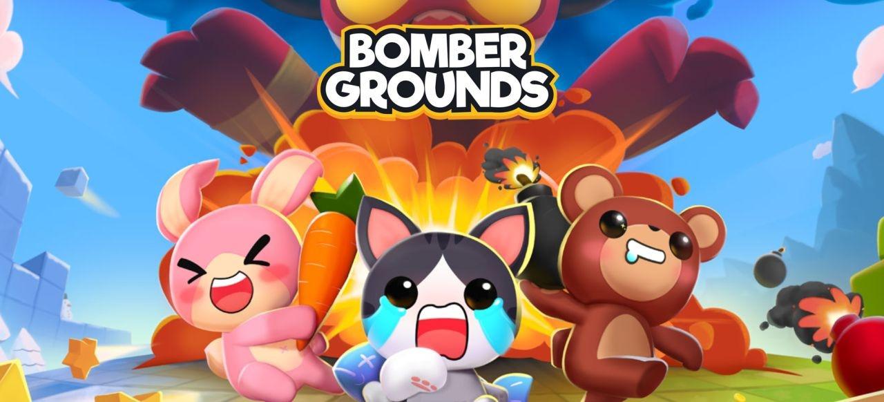 Bombergrounds: Battle Royale (Arcade-Action) von Gigantic Duck Games