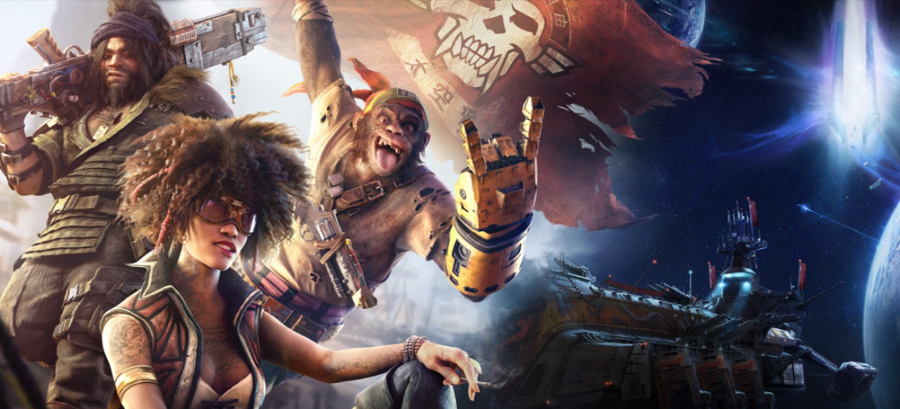 Beyond Good & Evil 2 (Action-Adventure) von Ubisoft