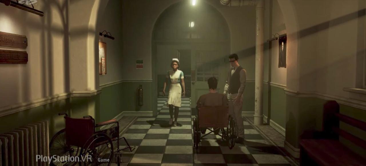 The Inpatient (Action-Adventure) von Sony