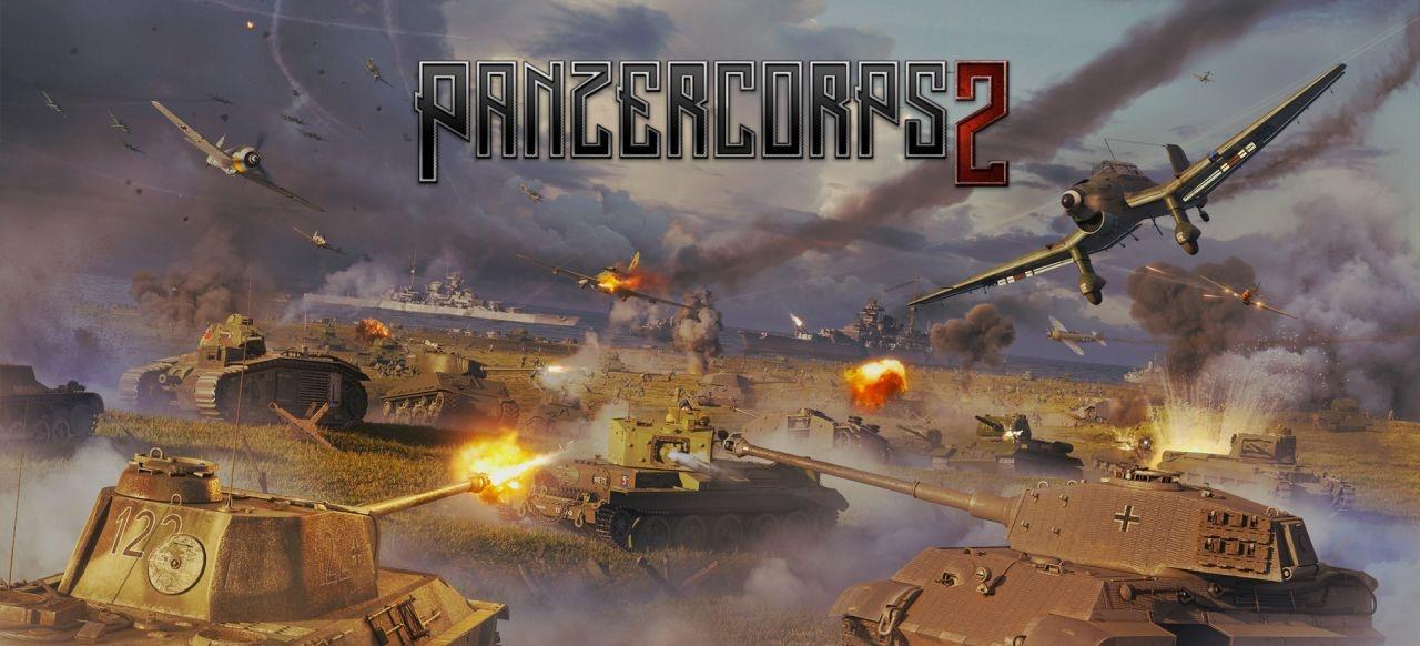 Panzer Corps 2 - Drei Videos: Spielszenen aus dem Strategiespiel