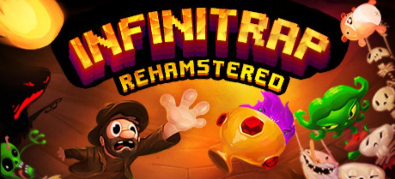 Infinitrap Rehamstered (Plattformer) von Shadebob Games