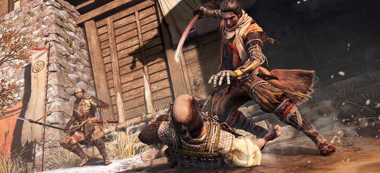 Sekiro: Shadows Die Twice (Action-Adventure) von Activision