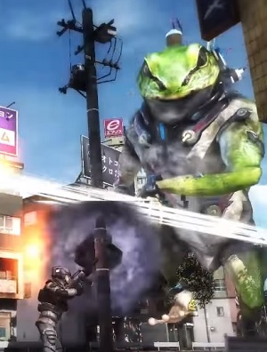 Alle Infos zu Earth Defense Force 5 (PC,PlayStation4,PS_Vita)