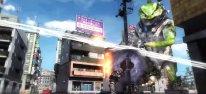 Earth Defense Force 5: Invasion der Aliens auf PlayStation 4 gestartet