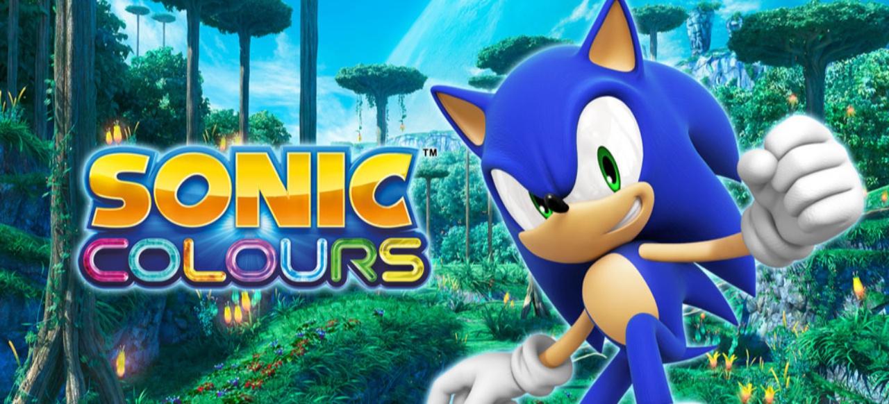 Sonic Colours (Geschicklichkeit) von Sega