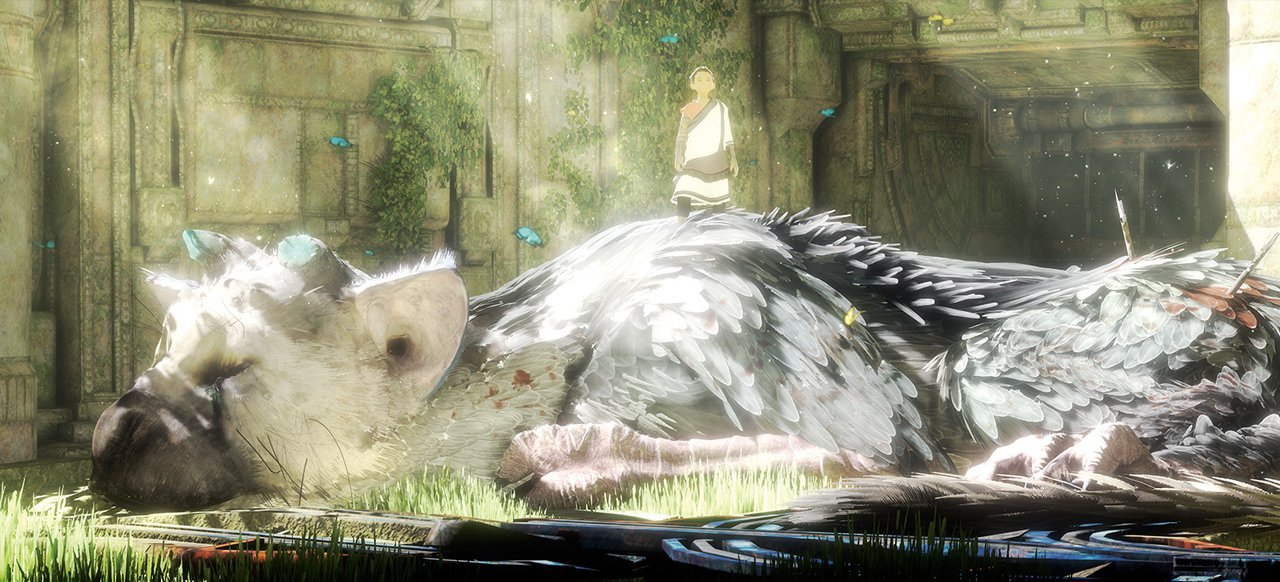 The Last Guardian (Action-Adventure) von Sony