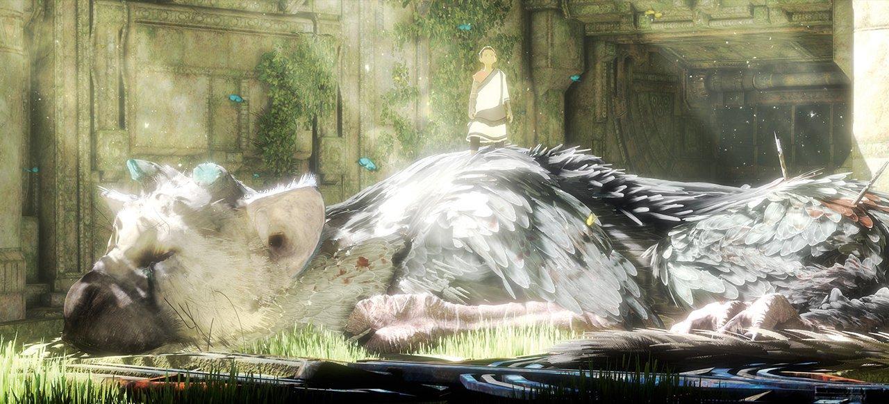 The Last Guardian (Action-Adventure) von Sony