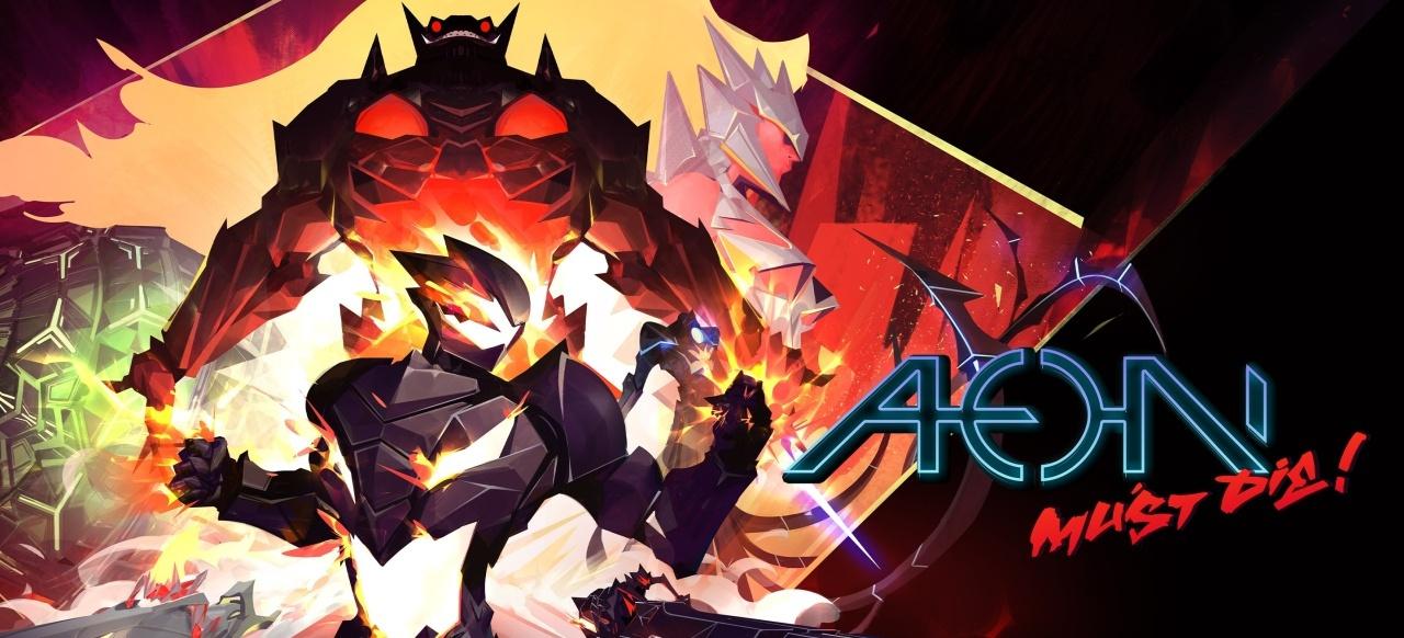 Aeon Must Die! (Prügeln & Kämpfen) von Focus Home Interactive