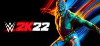 WWE 2K22: Wrestlingspiel kurz und bündig angekündigt