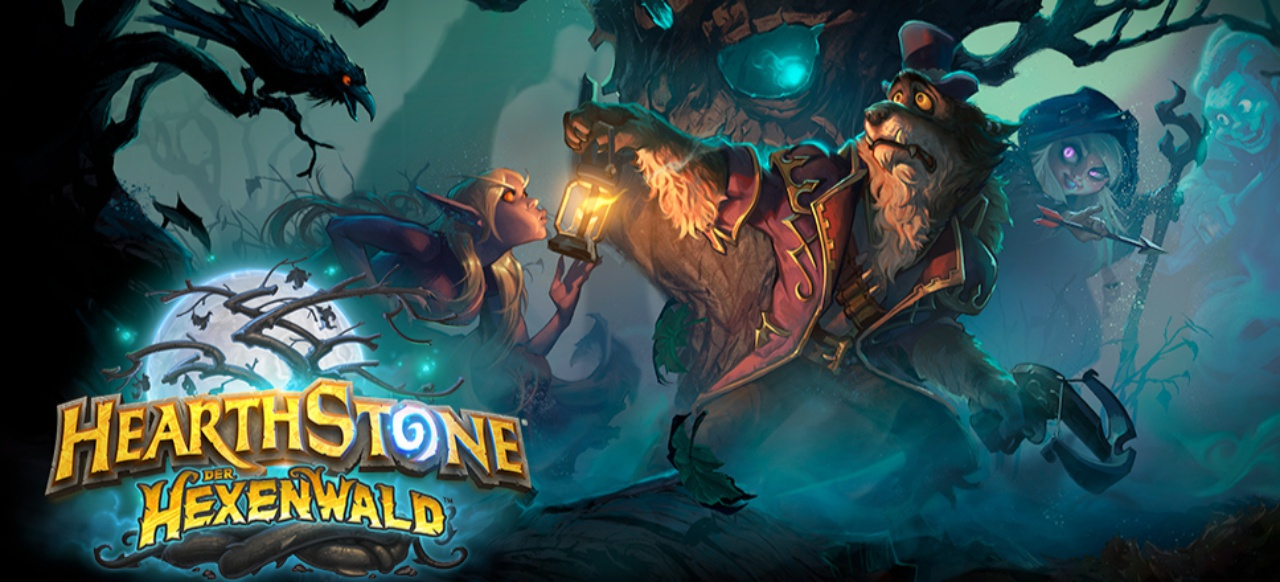 Hearthstone: Der Hexenwald (Taktik & Strategie) von Blizzard Entertainment