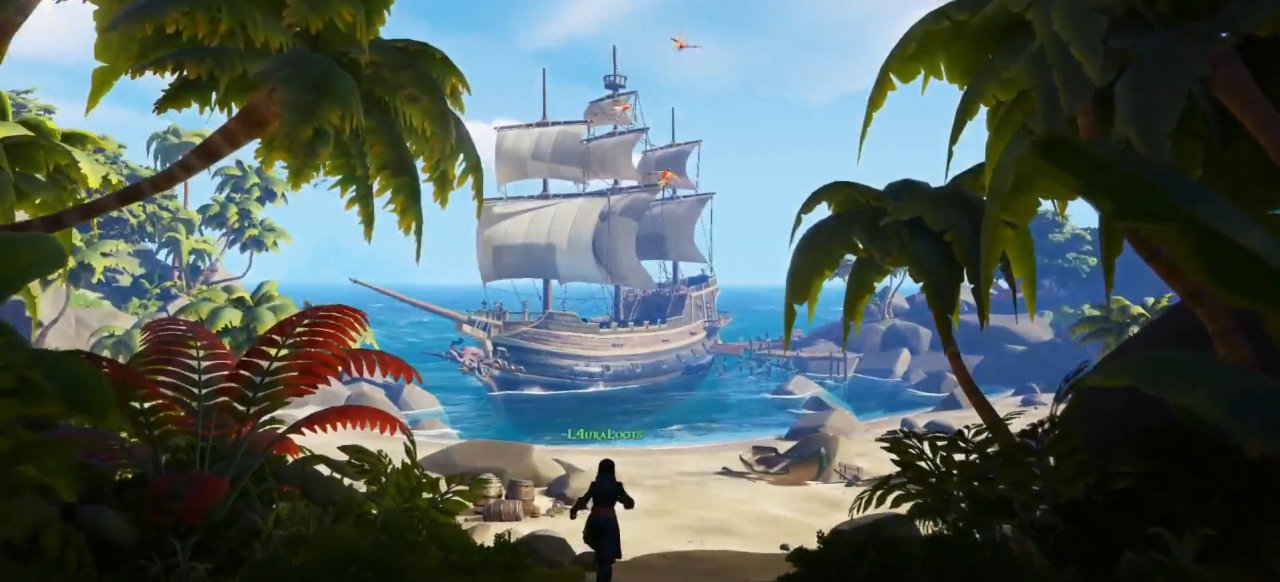 Sea of Thieves (Action) von Microsoft