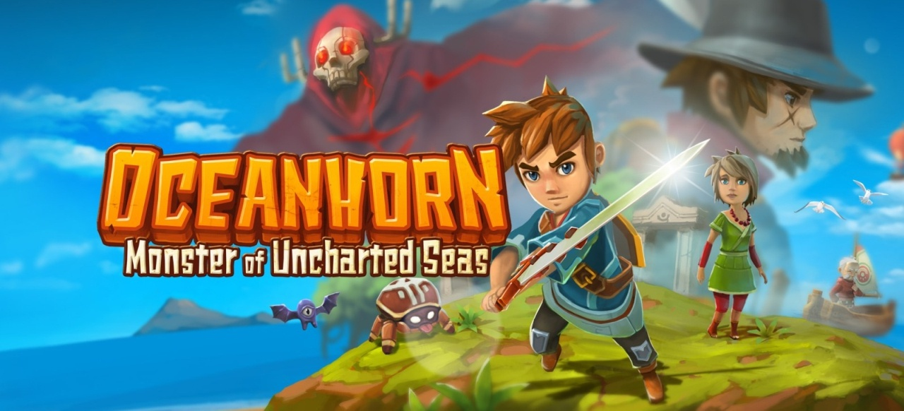 Oceanhorn: Monster of Uncharted Seas (Action-Adventure) von FDG Entertainment
