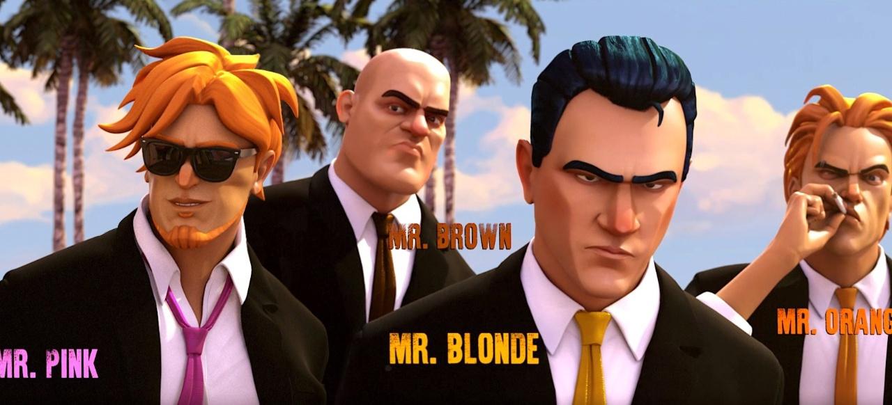 Reservoir Dogs: Bloody Days (Arcade-Action) von Big Star Games