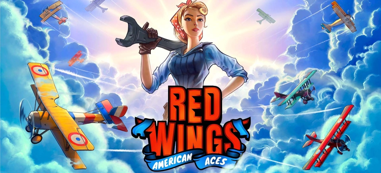 Red Wings: American Aces (Arcade-Action) von All in! Games