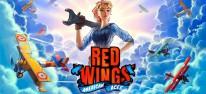 Red Wings: American Aces: Die Luftkämpfe gehen weiter