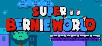 Super Bernie World: Bernie Sanders hüpft in Marios Fußstapfen