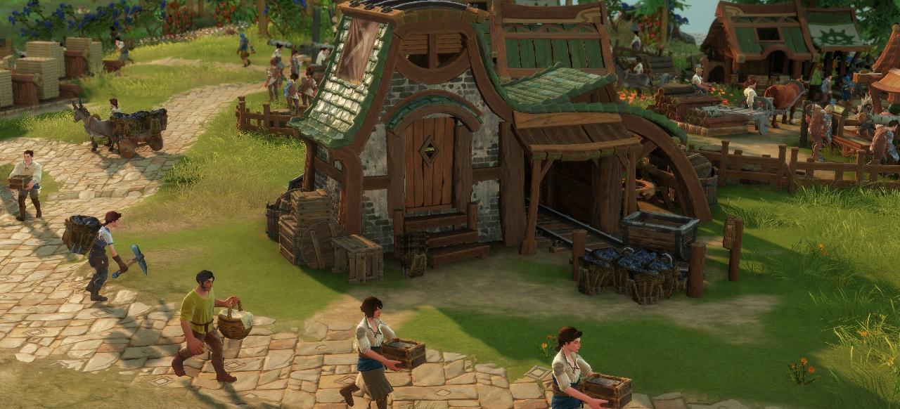 Die Siedler (Taktik & Strategie) von Ubisoft