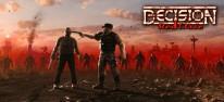 Decision: Red Daze: Action-Rollenspiel mit Tower-Defense- und Survival-Elementen angekündigt